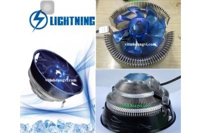QUẠT CPU ĐÈN LED - 775/1150/1155/1156