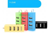 HUB USB 2.0 UNITEK Y2140 - 4PORT