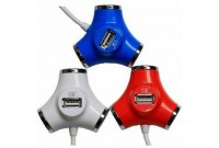 HUB USB 2.0 SSK shu012 - 4PORT
