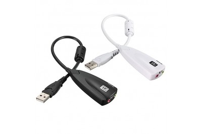USB 2.0 to SOUND 7.1 - 5Hv2