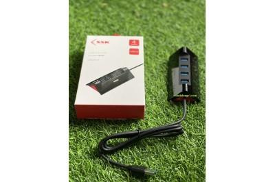 HUB USB 3.0 SSK SHU835 - 4 CỔNG