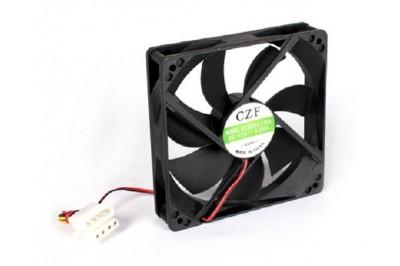 Fan Case 12cm - đen