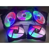 Fan Case 12cm led 33 bóng