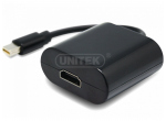 CÁP Mini DisplayPort TO HDMI Y6325BK