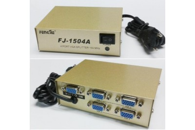 MULTI VGA 4PORT - FJ1504