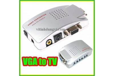 BOX VGA TO AV