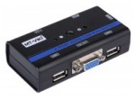 DATA SWITCH VGA 2PORT CÓ CỔNG USB - 262