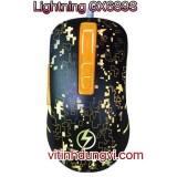 CHUỘT LIGHTNING LED GX689S - DIAMON (LED KIM CƯƠNG)