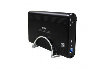 BOX HDD 3.5 SSK SHE056  - SATA