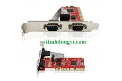 CẠC PCI 2 COM 9 UNITEK - Y7503
