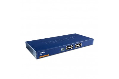SWITCH TENDA 16PORT - HỘP SẮT