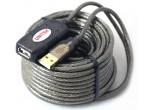CÁP USB (2.0) NỐI DÀI CÓ IC KHUYẾCH ĐẠI UNITEK Y276 - dài 40M