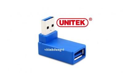 ĐẦU NỐI USB 3.0 UNITEK - YA020