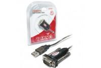 CÁP USB TO COM 9 (RS232) UNITEK - Y105