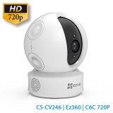 CAMERA IP wifi Hikvision EZVIZ CS-CV246