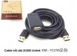 CÁP  USB NỐI DÀI (2.0) UNITEK YC278 - dài 10M