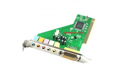 CẠC PCI SOUND 5.1 - BOX