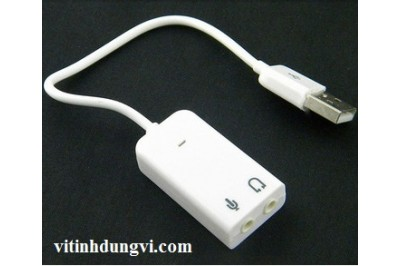 USB 2.0 to SOUND APPLE